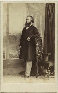 Sir Austen Henry Layard, by Caldesi, Blanford & Co - NPG x17119