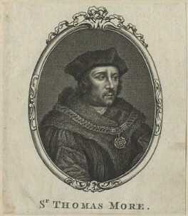 Sir Thomas More, after Unknown artist - NPG D24310