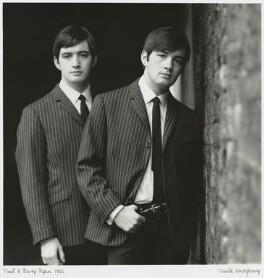 Paul Ryan; Barry Ryan, by David Wedgbury - NPG x47350