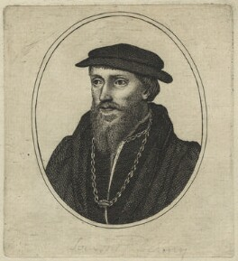 Sir Anthony Denny, possibly after Hans Holbein the Younger - NPG D24320