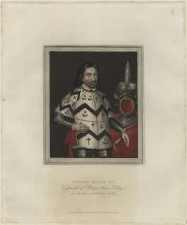 Sir Richard Sutton, after Unknown artist - NPG D24322