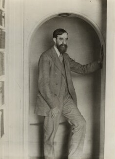 Lytton Strachey, by Unknown photographer - NPG x38576