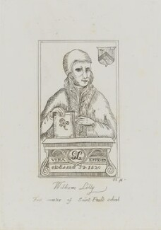 William Lily, after Unknown artist - NPG D24340