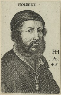 Hans Holbein the Younger, after Hans Holbein the Younger, 17th century - NPG D24346 - © National Portrait Gallery, London