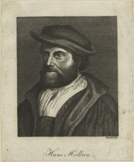 Hans Holbein the Younger, by G. Barrett, after  Hans Holbein the Younger - NPG D24349