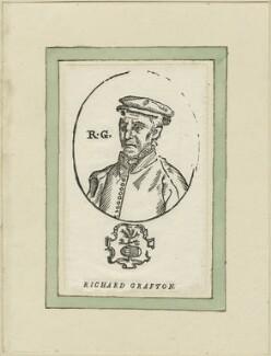 Richard Grafton, after Unknown artist - NPG D24359