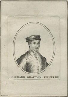 Richard Grafton, after Unknown artist - NPG D24360