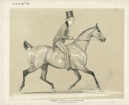 probably John William Ponsonby, 4th Earl of Bessborough, by Unknown artist, published 1840 - NPG D31724 - © National Portrait Gallery, London