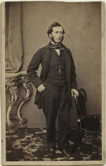 Sir (Francis) Leopold McClintock, by Unknown photographer, 1860s - NPG x20199 - © National Portrait Gallery, London