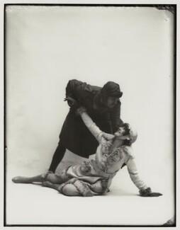 Henry de Bray; Rosie Campbell, by Bassano Ltd - NPG x151662