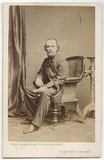Sir Theodore Martin, by John & Charles Watkins - NPG x21219