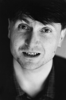 Simon Armitage, by Roderick Field, 1998 - NPG  - © Roderick Field