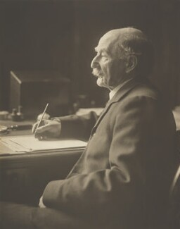 Thomas Hardy, by Olive Edis - NPG x5190