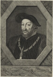 François I (Francis I), King of France, by N. Mantagne - NPG D24780