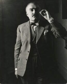 Osbert Lancaster, by Georges Maiteny - NPG x36176
