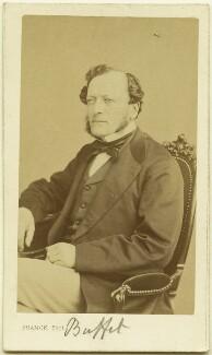 Louis Joseph Buffet, by Franck (François-Marie-Louis-Alexandre Gobinet de Villecholle Franck) - NPG x74532