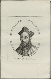 Ignatius Loyola, after Unknown artist - NPG D24794