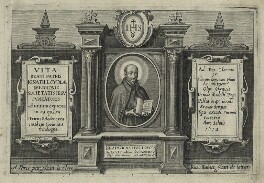 Ignatius Loyola, after Unknown artist - NPG D24796