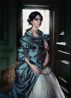 Catrin Finch, by Edith Maybin - NPG x129527