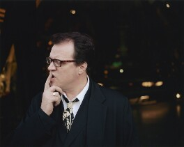 Russell T. Davies, by Julie Fogarty - NPG x129528a