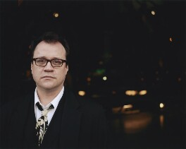 Russell T. Davies, by Julie Fogarty - NPG x129528c