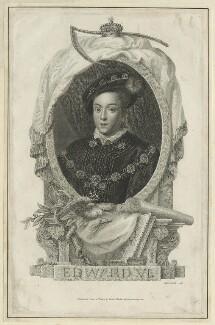 King Edward VI, by Anker Smith - NPG D24812