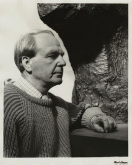 Henry Moore, by Mark Gerson - NPG x21394