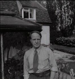 Henry Moore, by Francis Goodman - NPG x39480