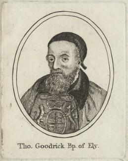Thomas Goodrich (or Goodricke), after Unknown artist - NPG D24829