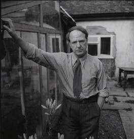 Henry Moore, by Francis Goodman, 24 June 1948 - NPG x39481 - © National Portrait Gallery, London