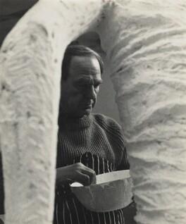 Henry Moore, by Peter Keen - NPG x36001