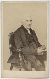 Henry Hart Milman, by William Edward Kilburn, published by  Mason & Co (Robert Hindry Mason) - NPG x21350