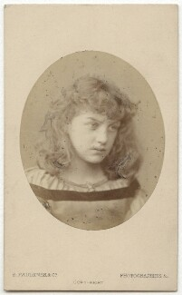 May Morris, by Robert Faulkner & Co - NPG x129531