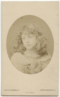 May Morris, by Robert Faulkner & Co - NPG x129534