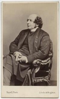Walter Kerr Hamilton, by John Jabez Edwin Mayall - NPG x21361