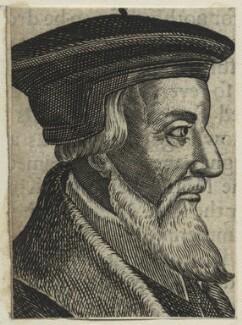 Hugh Latimer, after Unknown artist - NPG D24838