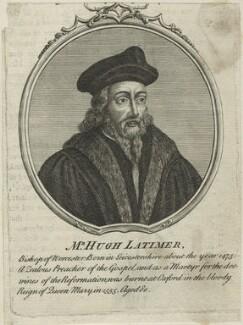 Hugh Latimer, after Unknown artist - NPG D24841