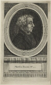 Martin Bucer (Butzer), after Unknown artist - NPG D24847