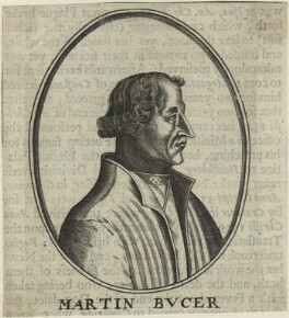 Martin Bucer (Butzer), after Unknown artist - NPG D24849