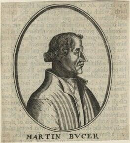 Martin Bucer (Butzer), after Unknown artist - NPG D24849