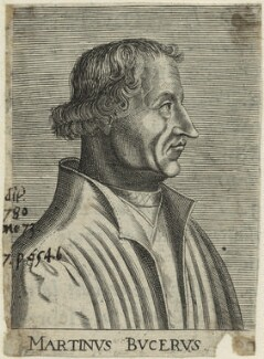 Martin Bucer (Butzer), after Unknown artist - NPG D24851