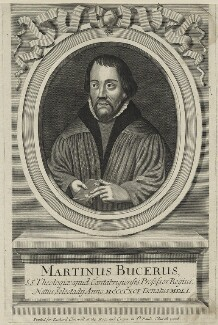 Martin Bucer (Butzer), after Unknown artist - NPG D24853
