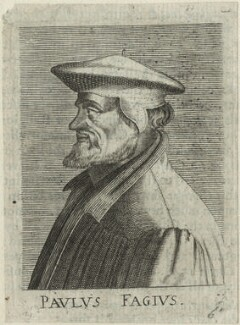 Paul Fagius, after Unknown artist - NPG D24855