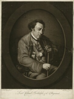 John Biddulph, by Thomas Watson, after  Antonio Poggi - NPG D31761