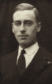 Louis Mountbatten, Earl Mountbatten of Burma, by Olive Edis - NPG x15506