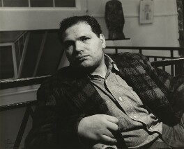 Sir Eduardo Paolozzi, by Ida Kar - NPG x129550