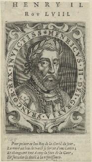 Henry II, King of France, after Unknown artist - NPG D24870