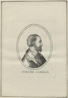 Jerome Cardan, after Unknown artist - NPG D24872