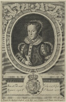 Queen Mary I, by Robert White - NPG D24876