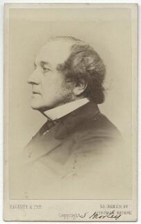 Samuel Morley, by Elliott & Fry - NPG x21411